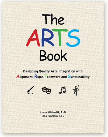 the arts book